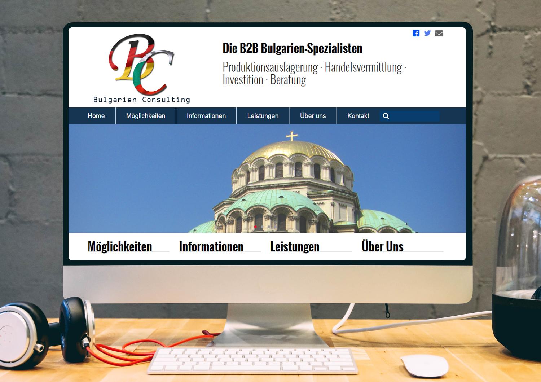 Bulgarien Consulting
