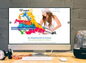 "Website ""Pabst"""